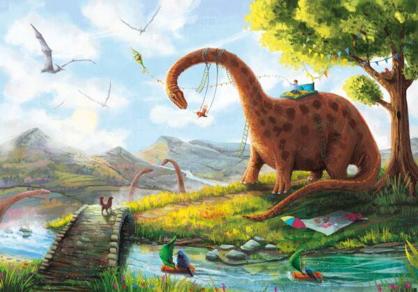 Tapeta Dinozaury